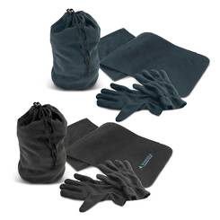 Seattle Scarf & Gloves Set