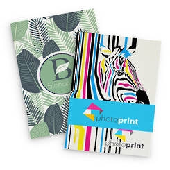 Camri Full Colour Notebook - Large