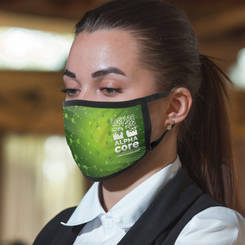 Full Colour 3-Ply Reusable Face Mask