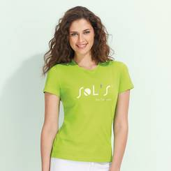 Tee Shirts - SOLS Imperial Women T-Shirt