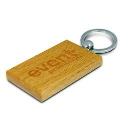 Wooden Key Ring Range