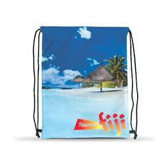 Full Colour Drawstring Backpack