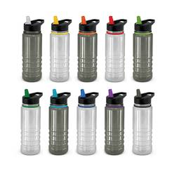 Triton Elite Bottle - Clear & Black