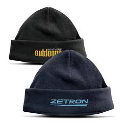 Seattle Polar Fleece Beanie - 2 Colours
