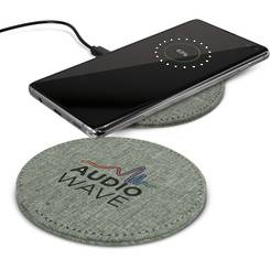 Hadron Wireless Charger - Fabric