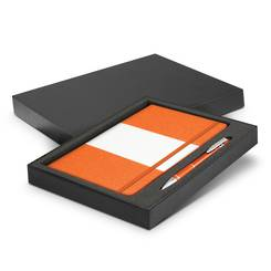 Alexis Notebook and Pen Gift Set - 7 Colours